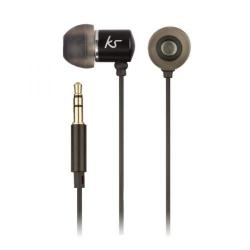 Cheap Stationery Supply of Reviva Ace In-Ear Headphones+mic Black KSACEMBK Office Statationery