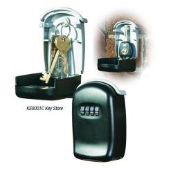 Cheap Stationery Supply of Phoenix Key Store KS0001C Size 1 Key Safe with Combination Lock Office Statationery