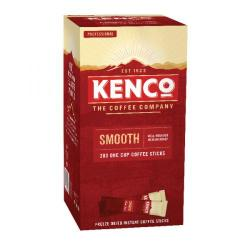 Cheap Stationery Supply of Kenco Smooth Instant Coffee Sticks 1.8g (Pack of 200) 65687 Office Statationery