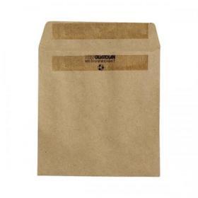 Sage Compatible Payslip Wage Envelopes with Window 128x107mm Manilla Ref SE45 P