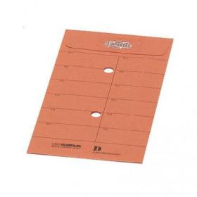 New Guardian Envelopes Internal Mail Pockt Intertac Resealable 90gsm C4 324x229mm Manil Orange Pack of 500