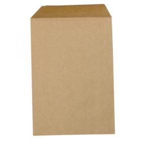 5 Star Office Envelopes FSC Pocket Gummed Lightweight 80gsm C4 324x229mm Manilla Pack of 500