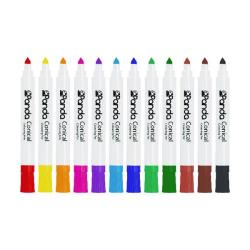 Cheap Stationery Supply of Graffico Conical Marker Assorted (Pack of 48) 6152/48 Office Statationery