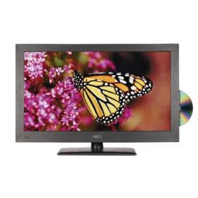 Cello Black 22in HD Ready Super Slim LED TV/DVD Combo C22230F