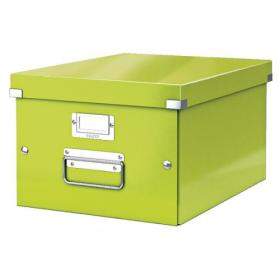 Leitz Click Store Medium Storage Box Green 60440064