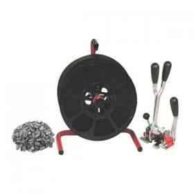 Carton Strapping Kit Complete (Strapping: 12mm x 2000m) 87110