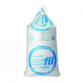 Fastfil Polystyrene Loose Fill Chips 15 Cubic Feet 65804