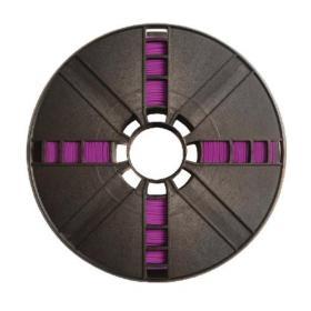 MakerBot 3D Printer Filament Large True Purple MP05778