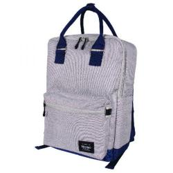 Cheap Stationery Supply of Bromo Colorado Backpack Lightweight Blue and Grey BRO002-06 Office Statationery