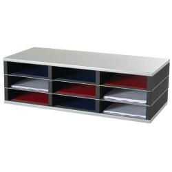 Cheap Stationery Supply of Fast Paper 9-Compartment Sorter A4 SK133D1.35 Office Statationery