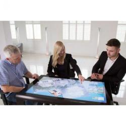 Cheap Stationery Supply of Displaylite 46quot DST4600TWPCL Interactive Touch Table Office Statationery