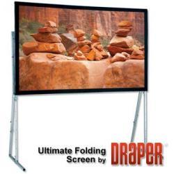 Cheap Stationery Supply of Draper Group Ltd UFS Rear Surface Cineflex VA 197 x 352cm Office Statationery