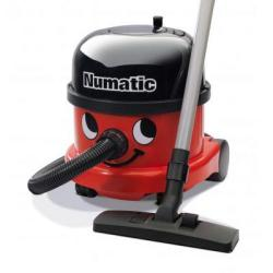 Cheap Stationery Supply of Numatic Red Cylinder Vacuum Cleaner Office Statationery