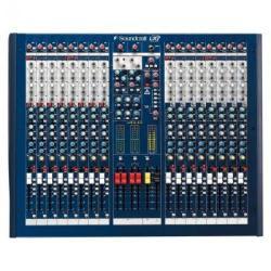Cheap Stationery Supply of Soundcraft LX7ii16 Office Statationery