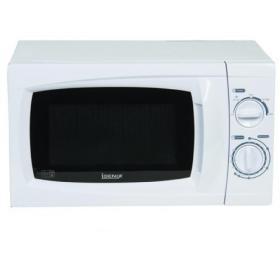 Igenix 20 Litre 700w Manual Microwave White IG20701