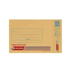 Cheap Stationery Supply of GoSecure Bubble Lined Envelope Size 3 150x215mm Gold (Pack of 100) ML10042 Office Statationery