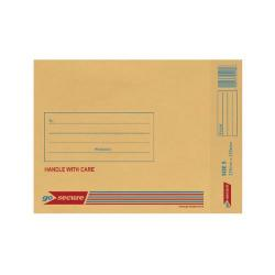 Cheap Stationery Supply of GoSecure Bubble Lined Envelope Size 5 205 x 260mm Gold (Pack of 100) ML10050 Office Statationery