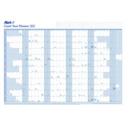 Cheap Stationery Supply of Mark-it Giant Year Planner 2021 21YP Office Statationery