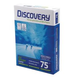 Cheap Stationery Supply of Discovery A4 75gsm White Paper (Pack of 2500) 59908  Office Statationery