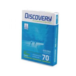 Cheap Stationery Supply of Discovery A4 70gsm White Paper (Pack of 2500) 59912 Office Statationery