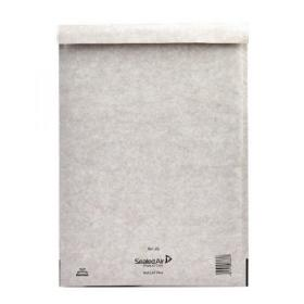 Mail Lite Bubble Lined Postal Bag Size J/6 300x440mm White (Pack of 50) 103005504