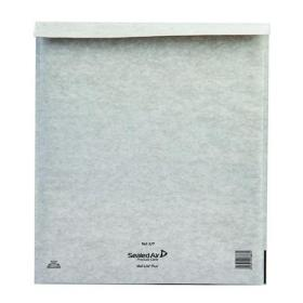 Mail Lite Plus Bubble Lined Postal Bag Size K/7 350x470mm Oyster White (Pack of 50) MLPK/7