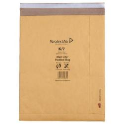 Cheap Stationery Supply of Mail Lite Padded Postal Bag Size K/7 365x476mm Gold (Pack of 50) 100943514 Office Statationery
