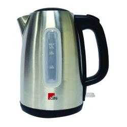 Cheap Stationery Supply of MyCafe Brushed Stainless Steel 1.7 Litre Jug Kettle EV7710 Office Statationery