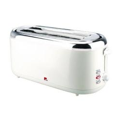 Cheap Stationery Supply of MyCafe White 4 Slice Toaster (Reheat, defrost and cancel buttons) EV3005 Office Statationery
