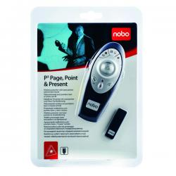 Cheap Stationery Supply of Nobo Laser Pointer P3 Page, Point and Present 1902390 Office Statationery