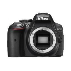 Cheap Stationery Supply of Nikon D5300 24.2MP Digital SLR Camera Black VBA370AE Office Statationery