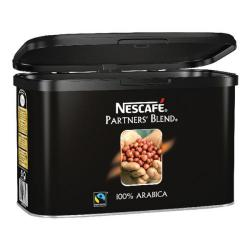 Cheap Stationery Supply of Nescafe Fairtrade Partners Blend Coffee 500g Catering Tin 12284226 Office Statationery