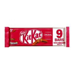 Cheap Stationery Supply of Nestle Milk Chocolate 2 Finger Kitkats (Pack of 9) 12339411 Office Statationery