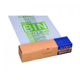 Acorn Big Bin Liner (Pack of 50) 504293