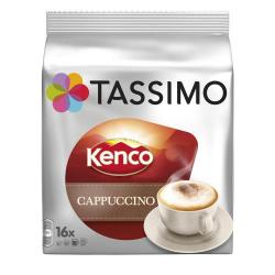 Cheap Stationery Supply of Tassimo Kenco Cappuccino T-Discs 16s Office Statationery