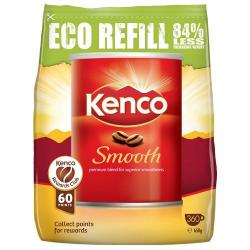 Cheap Stationery Supply of Kenco Smooth Roast 650g Refill Pack Office Statationery