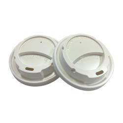 Cheap Stationery Supply of 8oz Belgravia Sip Through White Lids Office Statationery