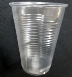 Cheap Stationery Supply of 7oz 20cl Belgravia Clear Water Cups Translucent Office Statationery