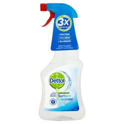 Cheap Stationery Supply of Dettol Antibacterial Surface Cleanser Spray 500ml Office Statationery