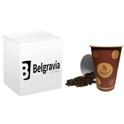 Cheap Stationery Supply of 12oz Belgravia Paper Vending Cups Office Statationery