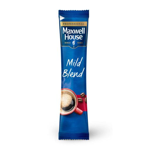 Maxwell House Mild Blend Coffee Sticks Pack Of 1000