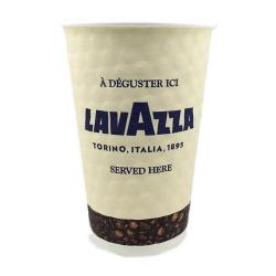 Cheap Stationery Supply of 12oz Double Walled Embossed Lavazza Cups Office Statationery