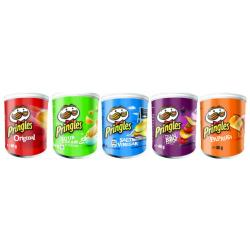 Cheap Stationery Supply of Pringles Original Crisps 12x40g Office Statationery