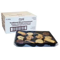 Cheap Stationery Supply of Bronte Traditional Assortment Biscuits 4x400g Office Statationery