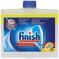 Cheap Stationery Supply of Finish Lemon Dishwasher Cleaner 250ml Office Statationery
