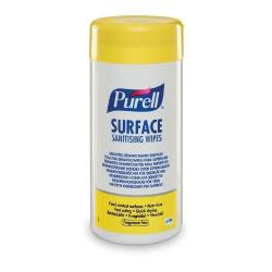 Cheap Stationery Supply of Purell Sanitising Surface Wipes 100s Office Statationery