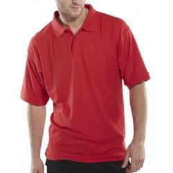 Cheap Stationery Supply of Red Polo Shirt Office Statationery