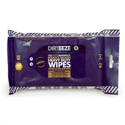 Cheap Stationery Supply of Dirteeze Rough & Smooth Heavy Duty Wipes 40s Office Statationery