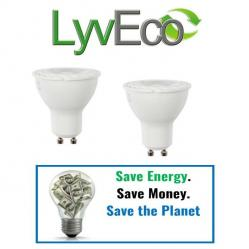 Cheap Stationery Supply of LyvEco 5W LED GU10 Bulb Office Statationery