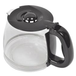 Cheap Stationery Supply of Morphy Richards Glass Jug With Lid SX1043 Office Statationery